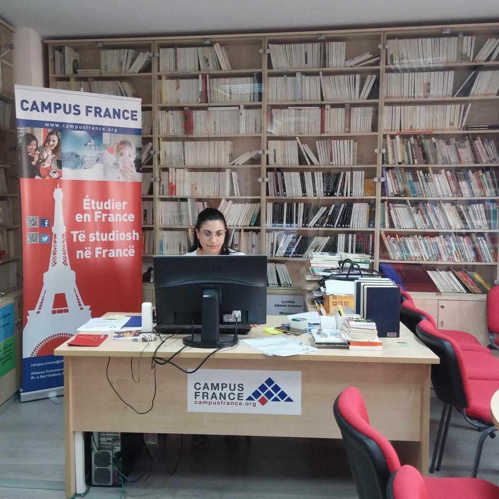 Campus France Shqiperi 2