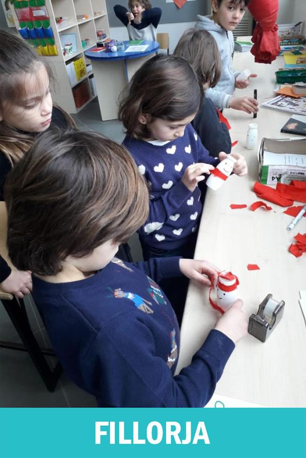 Shkolla Franceze Nderkombetare e Tiranes-Fillorja