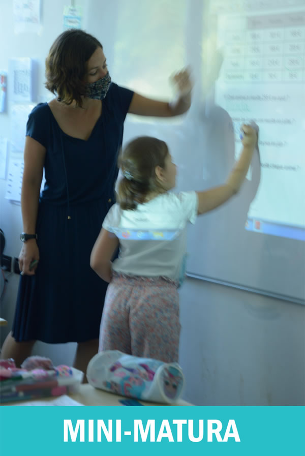 Shkolla Franceze Nderkombetare e Tiranes-Mini-matura